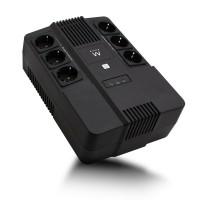 EW3945 UPS 600 VA 1 AC-uitgang(en) Line-Interactive