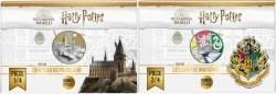 Frankrijk 2 X 50 Euro 2021 Harry Potter