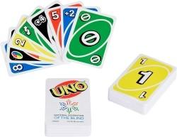 UNO braille Geschikt voor 2-10 spelers