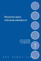 Ars Aequi Cahiers  -   Hoofdstukken openbare-orderecht