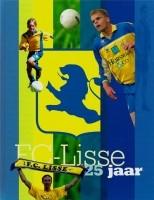 Boek F.C - Lisse 25 jaar 1981 - 2006