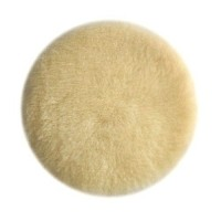 Woolpad 150mm Wit