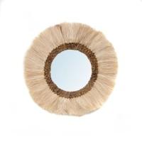 Bohemian Natuurlijke Wandspiegel - The Mowgli Mirror M