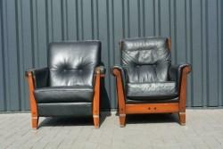 Art-Deco fauteuils Welrave