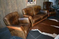 Buffelleren set van Mol & Geurts