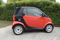 Smart cabrio & pure
