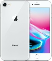 iPhone 8 zilver 64GB (6-core 2,74Ghz) (IOS 14+) simlockvrij…