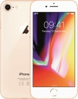iPhone 8 goud 64GB simlockvrij + Garantie