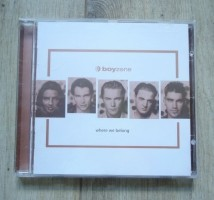 Te koop de originele CD Where We Belong van Boyzone.