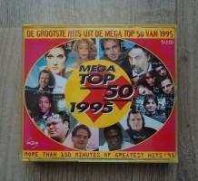 Originele 2-CD De Grootste Hits Uit De Mega Top 50 Van 1995…