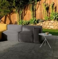 Talenti Ocean Sofa Corner Warm Grey