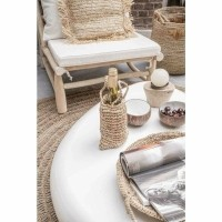 Bohemian Raffia Mand - The Trays Natural Set Van 3