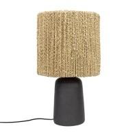 Bohemian Naturel Zwarte Tafellamp - The Chalki Table Lamp