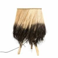 Bohemian Naturel Zwarte Tafellamp - The Black Dipped Table…