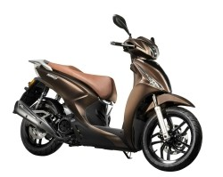 KymcoScooter New People S 45Km Mat Bruin