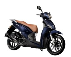 KymcoScooter New People S 45Km Deep Blue
