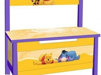Opbergbank Winnie the Pooh