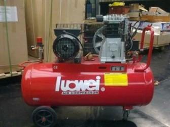 Compressors 100 - 300 - 500 liter tank