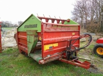 Strautmann Blokkenwagen