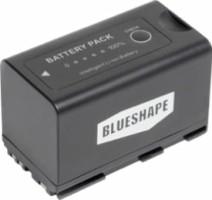 BLUESHAPE Canon BP-955 7.2V 36Wh 5,000mAh DV Power Pack Bat…