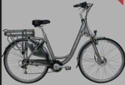 Electrice fiets talent