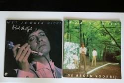 Rob de Nijs, 10 verschillende LP's