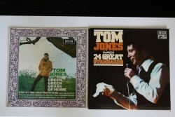 Tom Jones, 8 verschillende LP's