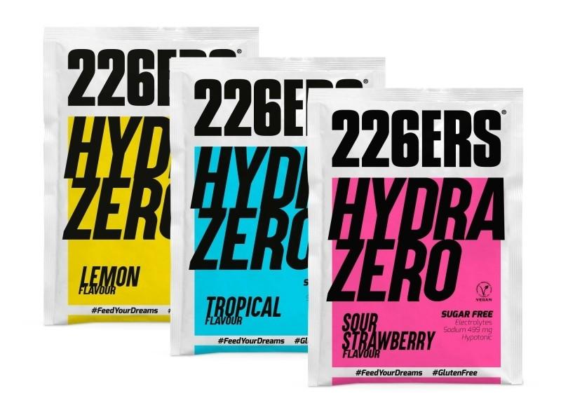 226ERS | Hydrazero Drink | SachetSour Strawberry