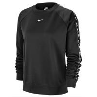 Nike WMNS Crew Logo Top ZwartMaat : L