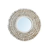 Bohemian Schelpen Wandspiegel - The Papua Mirror M