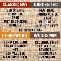 Woodsman Baard Verzorging Pakket!