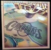 "LP Commodores,USA(p),Natural High"",1978,Motown M7-902R1,zga…"