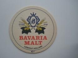 5 bierviltjes Bavaria