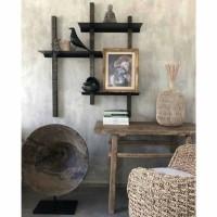 Bohemian Rotan Vloerlamp - The Dumpling Floor Lamp Natural…