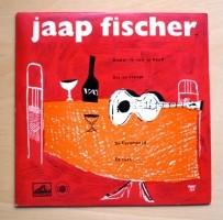 EP met 4 liedjes van Jaap Fisher