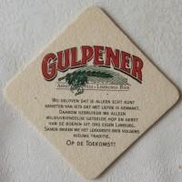 5 bierviltjes Gulpener