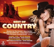 Various Artist – Best of Country (3CD)