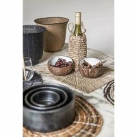 Bohemian Kralen Mand - The Beaded Bowl High Gold L