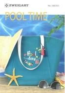 Zweigart borduurboekje Pool Time