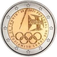 Portugal 2 Euro 2021 Olympische Spelen
