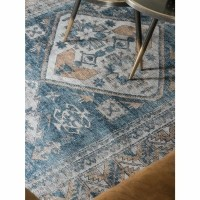 Vloerkleed Laria Blue 4 - 160 x 230 cm