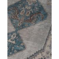 Vloerkleed Karaca Blue 03 - 160 x 230 cm
