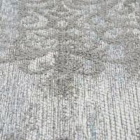Vloerkleed Adel Medaillon Light Grey 26007 - 160 x 230 cm