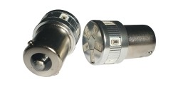 BA15S - 1156 - autolamp set | 2x  11-SMD LED oranje/amber |…