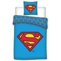 Superman dekbedovertrek 140×200 cm + Cape/Masker