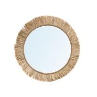 Bohemian Natuurlijke Wandspiegel - The Tahiti Mirror