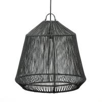 Bohemian Zeewier Hanglamp - The Conic Black