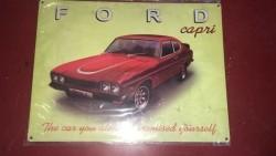 Ford Capri MK1 bord
