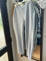 Grijze broek/pantalon maat XS