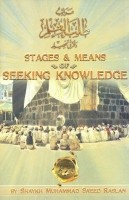 Stages & Means of Seeking Knowledge(beschadigd)